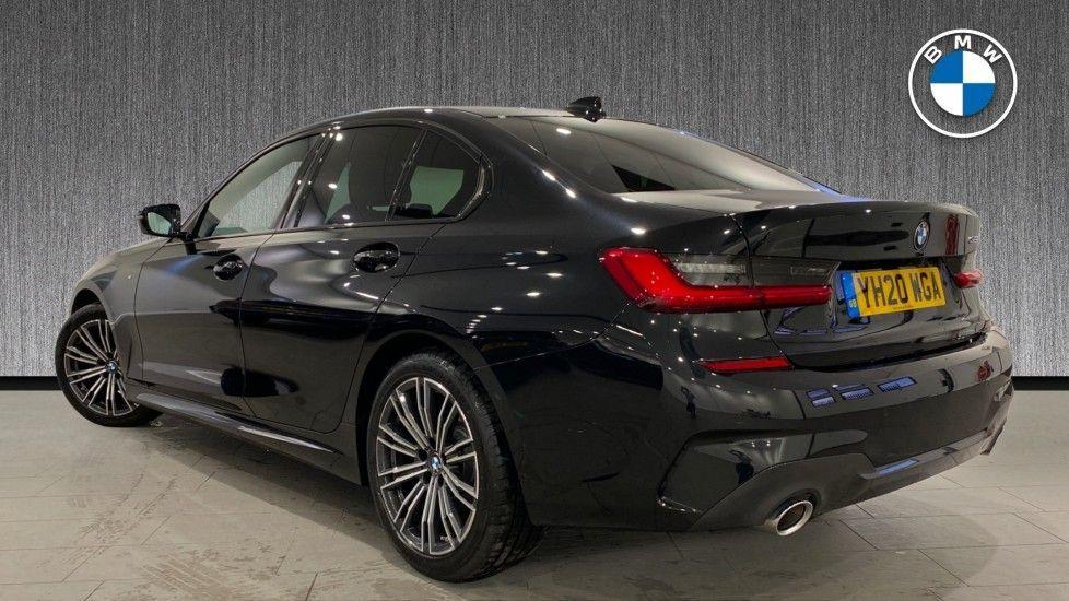 Image 2 - BMW 320i M Sport Saloon (YH20WGA)