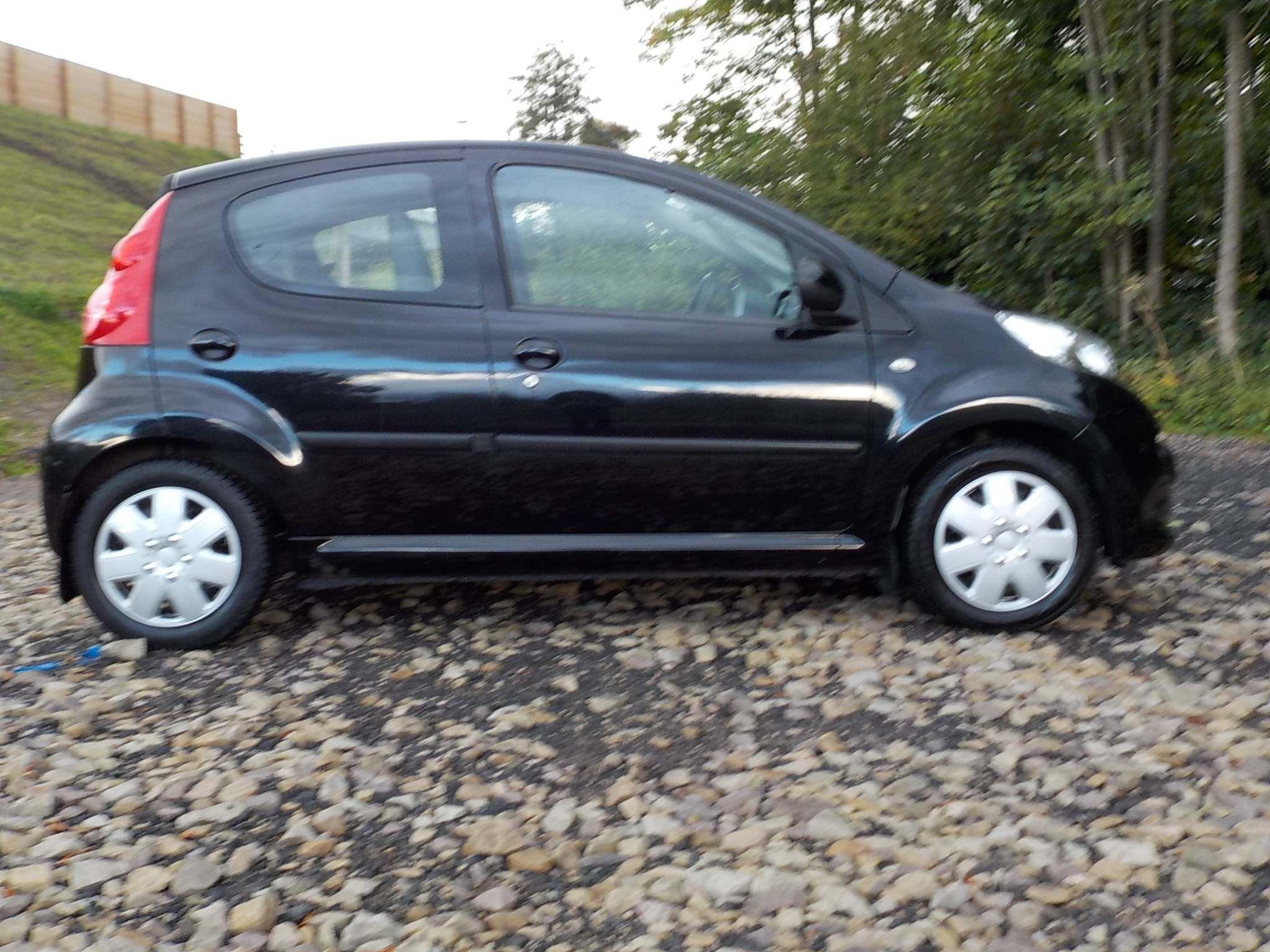 Peugeot 107 1.0 12v Urban 5dr