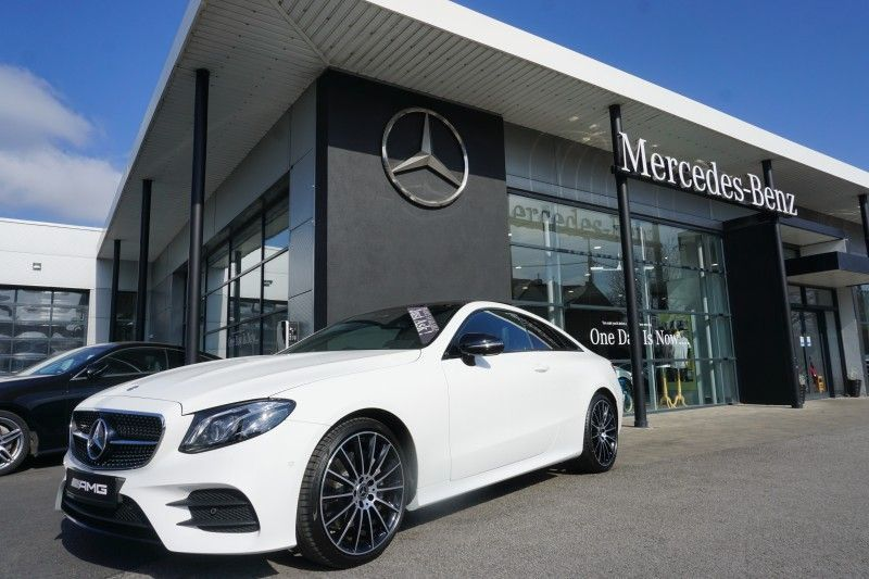 Mercedes-Benz E-Class **ALL NEW**200p A/T--Huge Spec--AMG Coupe--