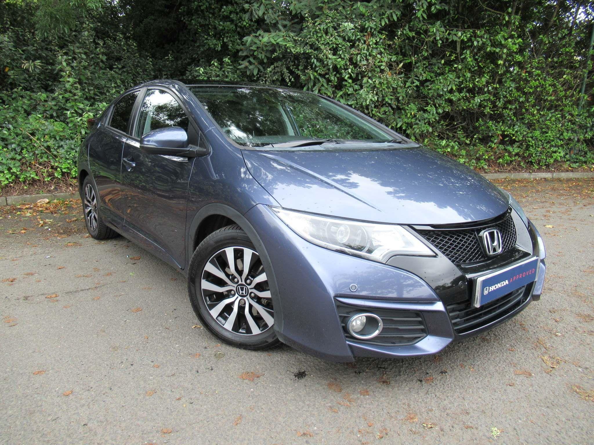 Honda Civic 1.6 i-DTEC SR (s/s) 5dr