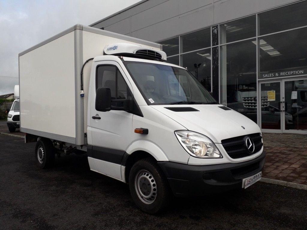 Mercedes-Benz Sprinter Sprinter 313 2.1 Diesel Chill Box Warranty