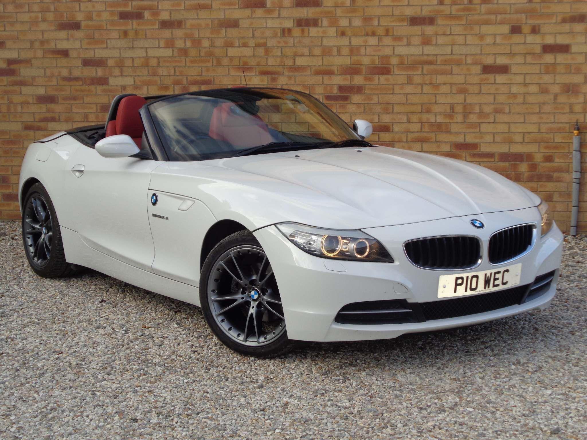 BMW Z4 2.5 23i sDrive 2dr