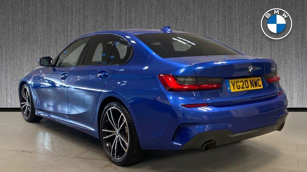 Image 2 - BMW 320i M Sport Saloon (YG20NWC)