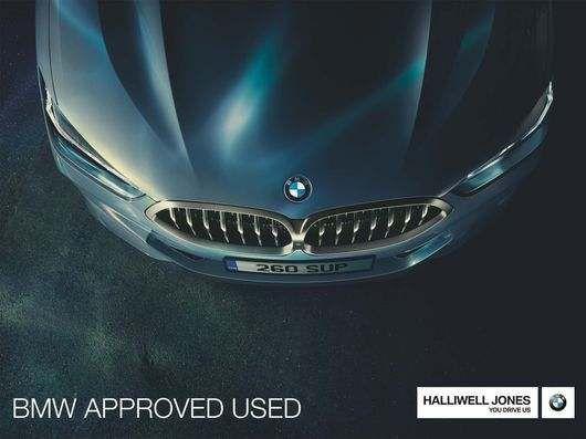 Image 1 - BMW 320d M Sport Saloon (YK69STG)