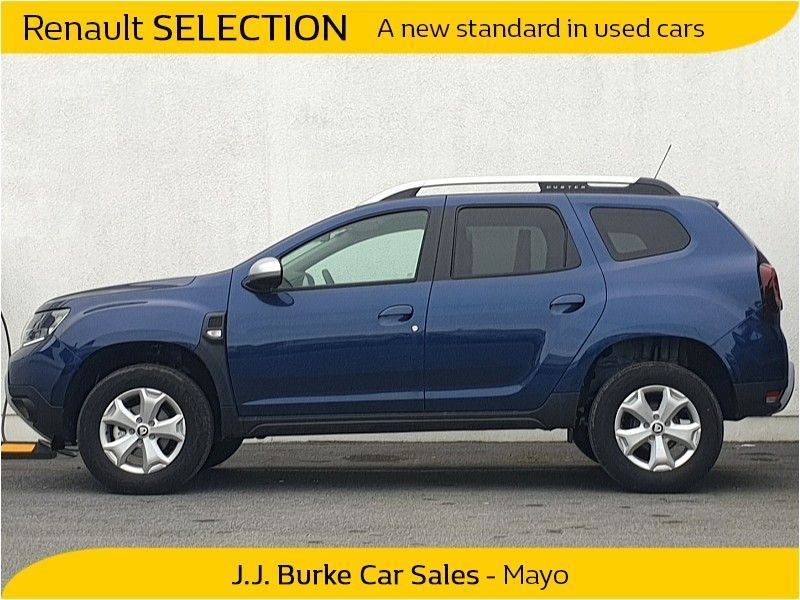 Used Dacia Duster Comfort 1.5 Blue dCi 115bhp *Demo* (2020 (202))