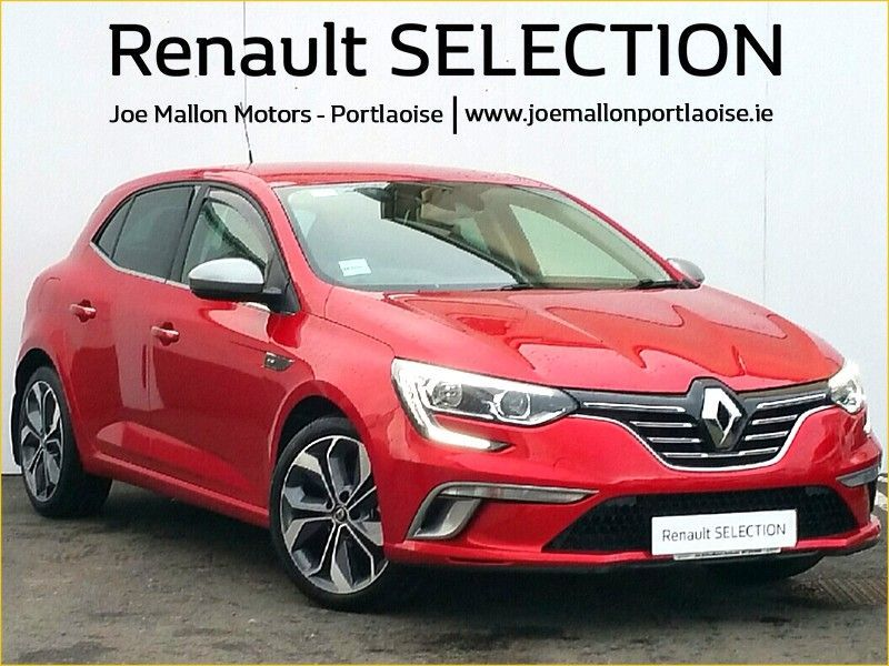 Renault Megane GT LINE TCE 140 GPF MY1