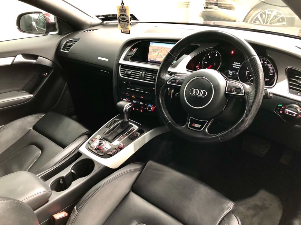 Used Audi A5 2.0 S Line Coupe Diesel Automatic 4WD (177bhp) (2015 (151))