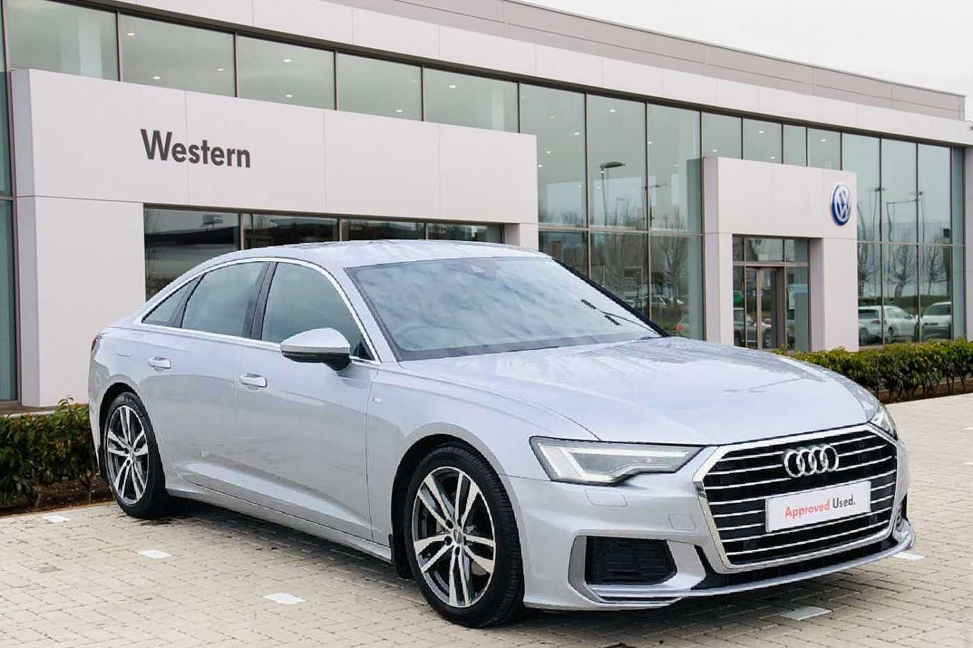 Audi A6 2.0 TDI (204ps) S Line 40 s/s S Tronic Saloon for sale