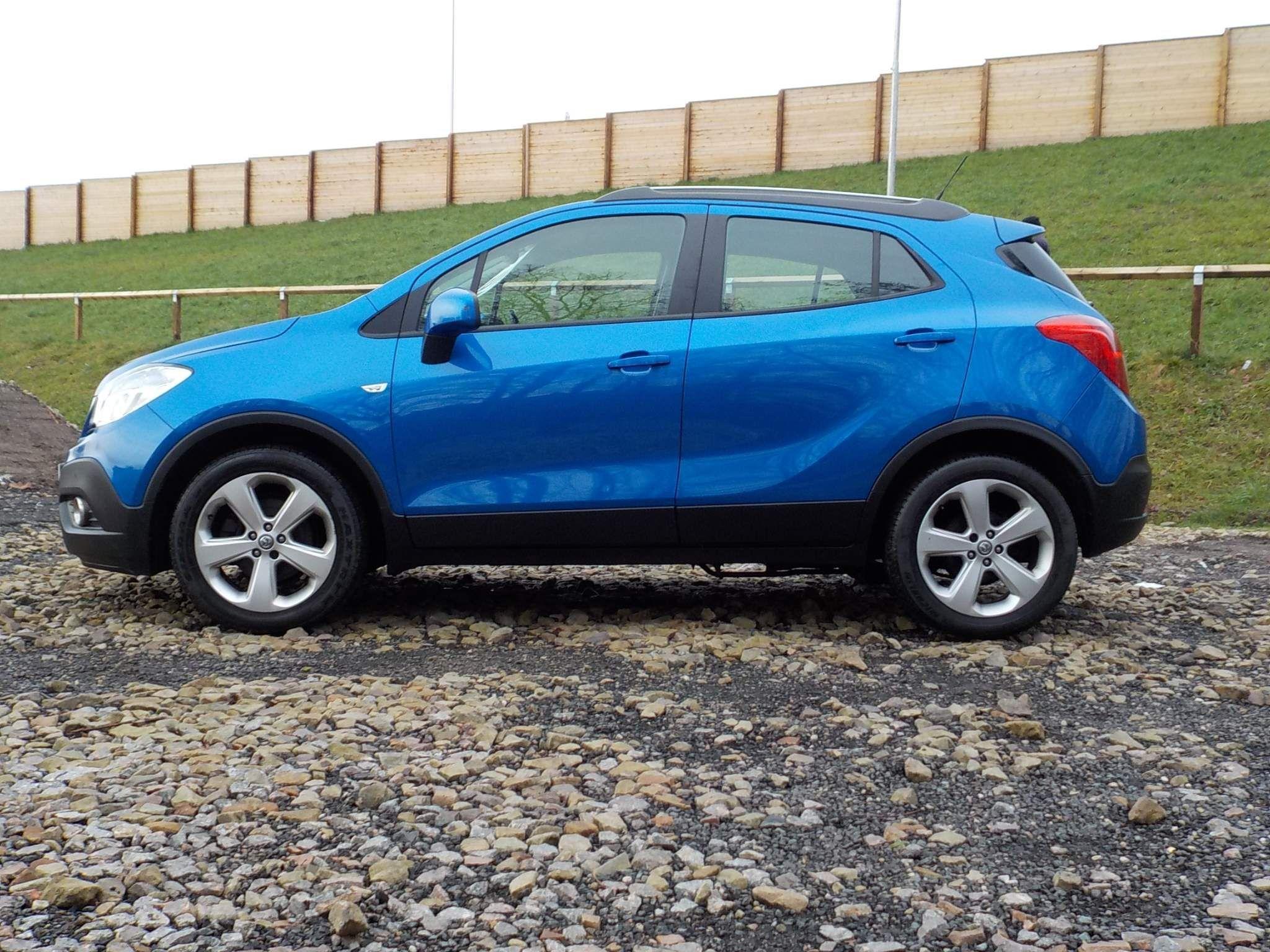 Vauxhall Mokka 1.4 16v Turbo Exclusiv 4x4 (s/s) 5dr