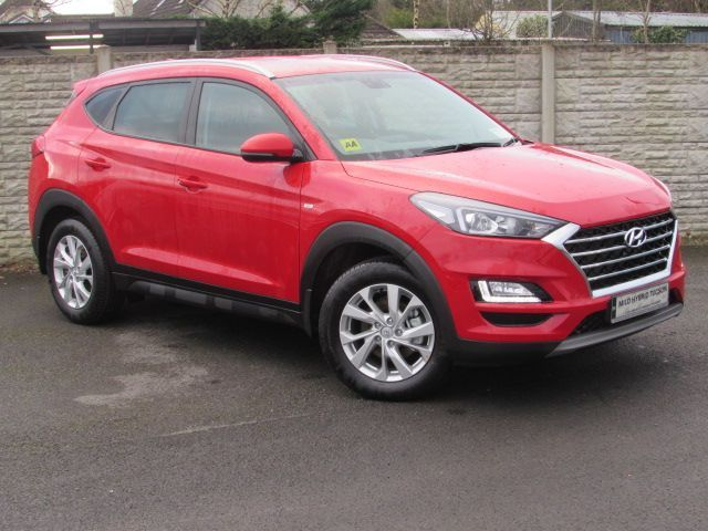 Hyundai Tucson MILD HYBRID EXECUTIVE MODEL 1.6 DIESEL WITH 48 VOLT BATTERY AND 5 YEARS UNLIMITED MILEAGE WARRANTY