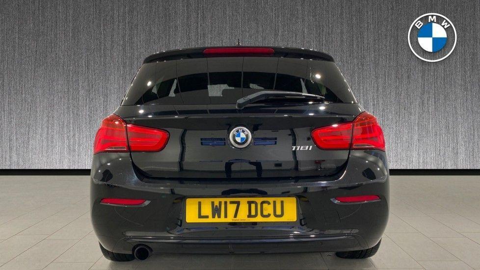 Image 15 - BMW 118i Sport 3-Door (LW17DCU)