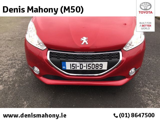 Used Peugeot 208 ACTIVE 1.2 4DR (2015 (151))