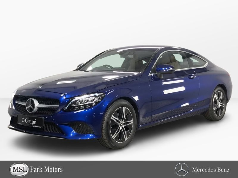 Mercedes-Benz C-Class 180 Coupe Automatic - Available for immediate delivery at MSL Park Mercedes-Benz
