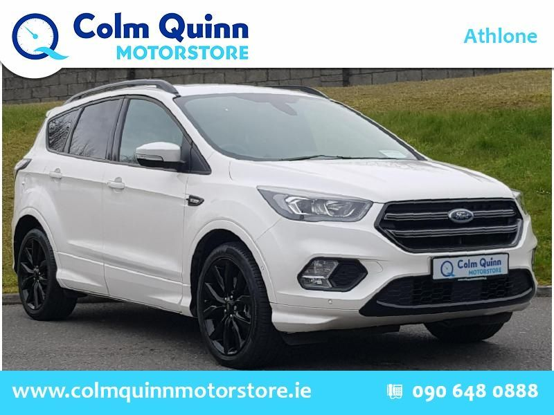 Ford Kuga 2.0 ST-LINE 150PS 6 SPEED