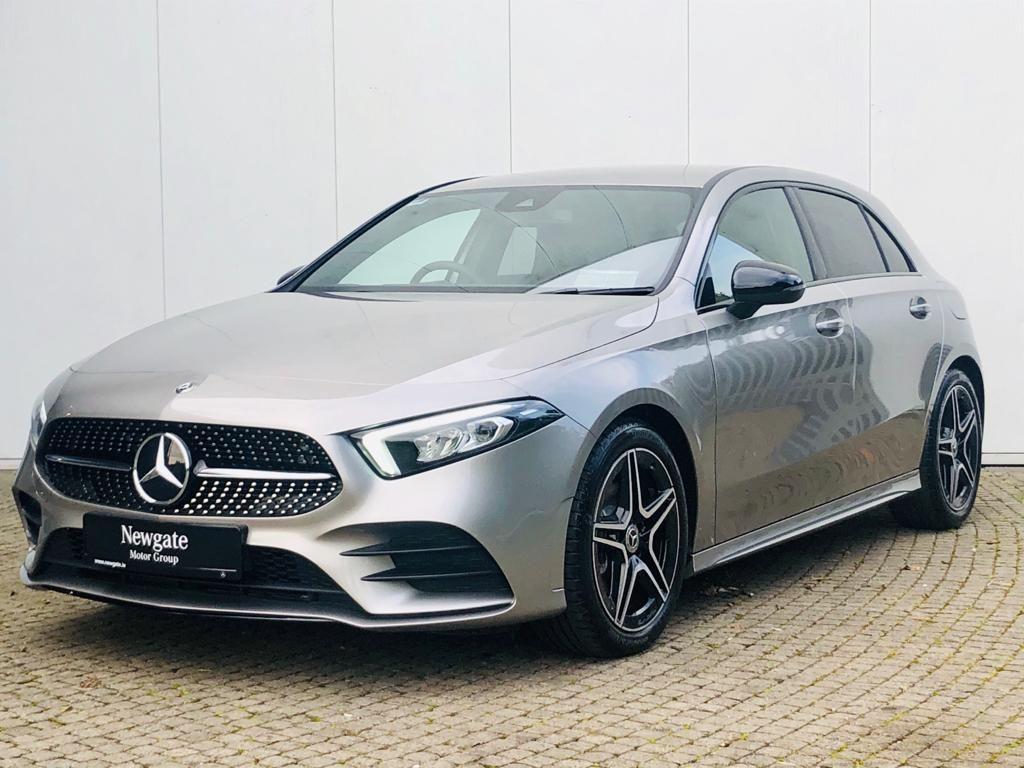 Mercedes-Benz A-Class A180 AMG LINE Night Pack
