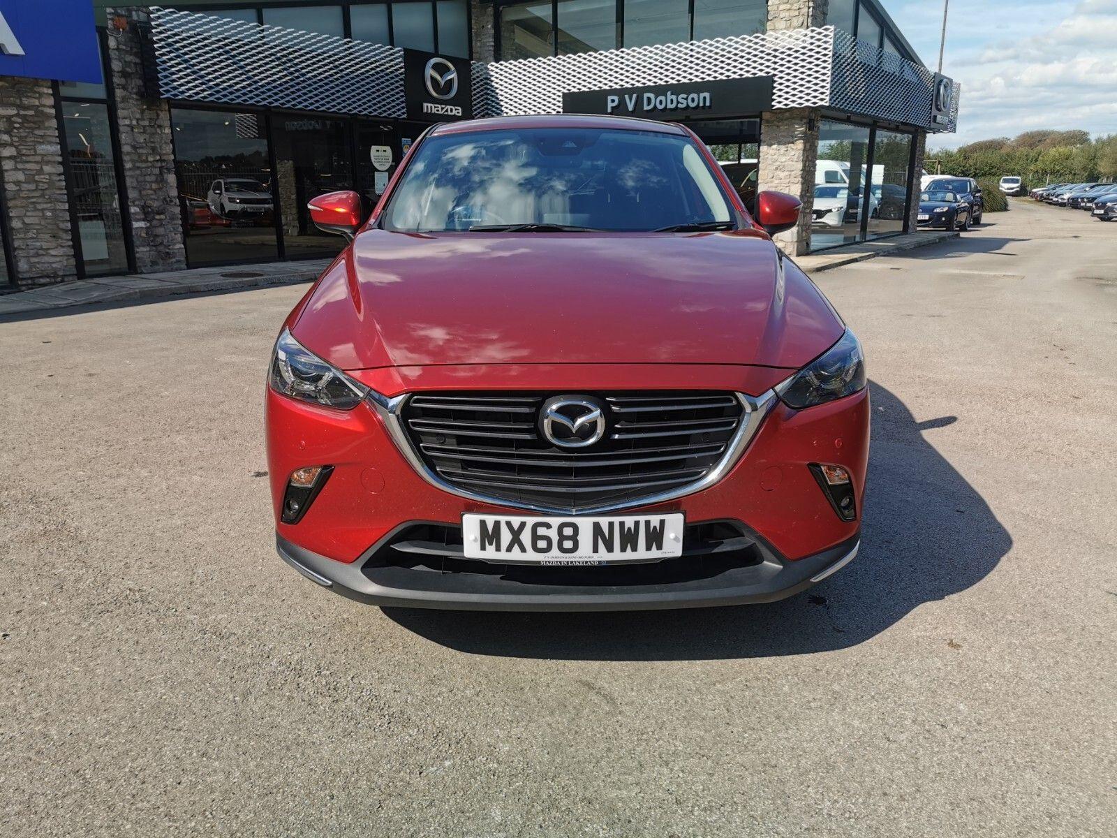 Mazda CX-3 2.0 Sport Nav + 5dr Auto