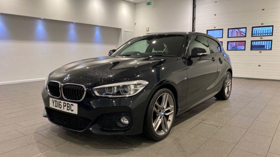 Image 12 - BMW 118d M Sport 3-Door (YD16PBC)