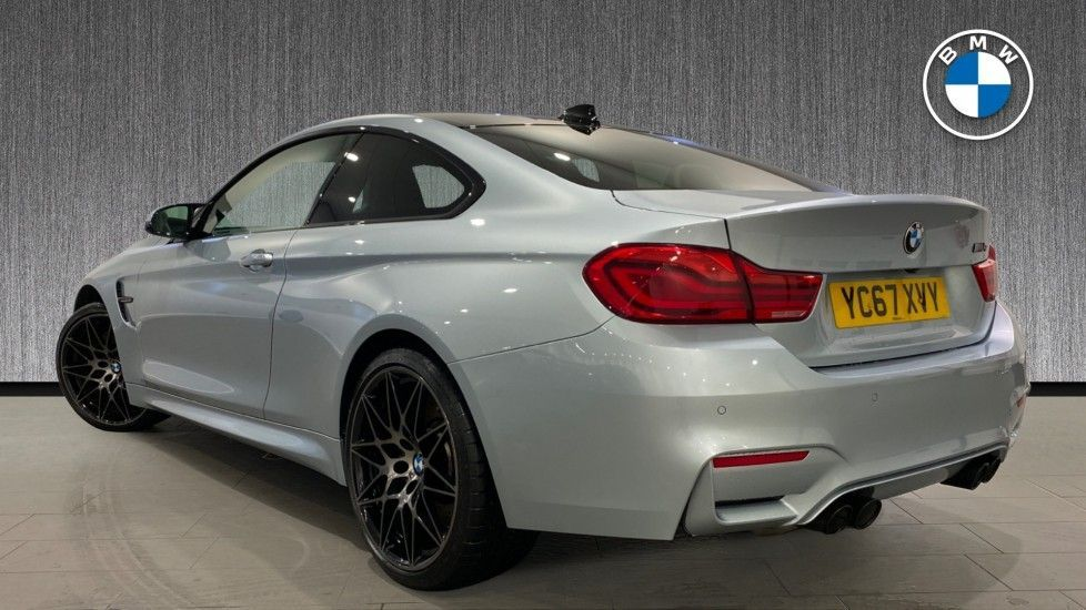 Image 2 - BMW Coupe Competition Package (YC67XVY)