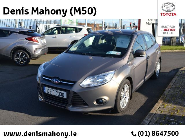 Ford Focus EDGE 1.6 TDCI 95PS 5SPEED 5DR