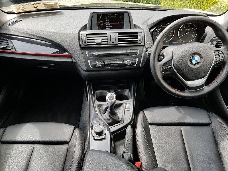 Used BMW 1 Series 116d SPORT (2013 (131))