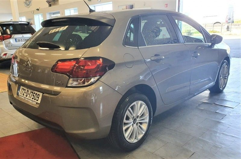 Used Citroen C4 *FINANCE FROM €55 A WEEK* BLUEHDI100 FEEL 4DR (2017 (172))