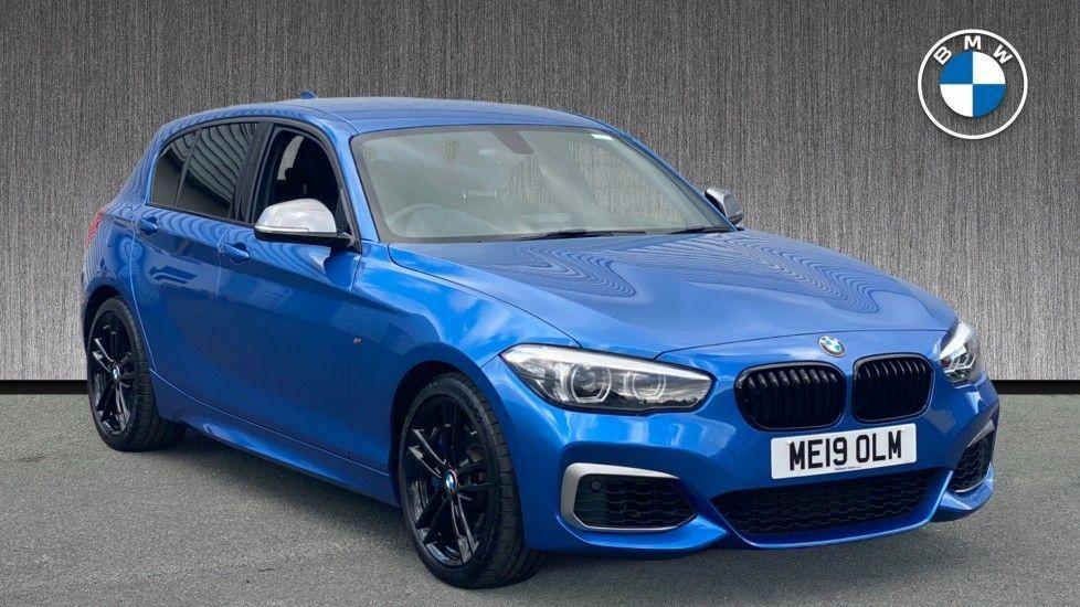 Image 1 - BMW M140i Shadow Edition 5-door (ME19OLM)