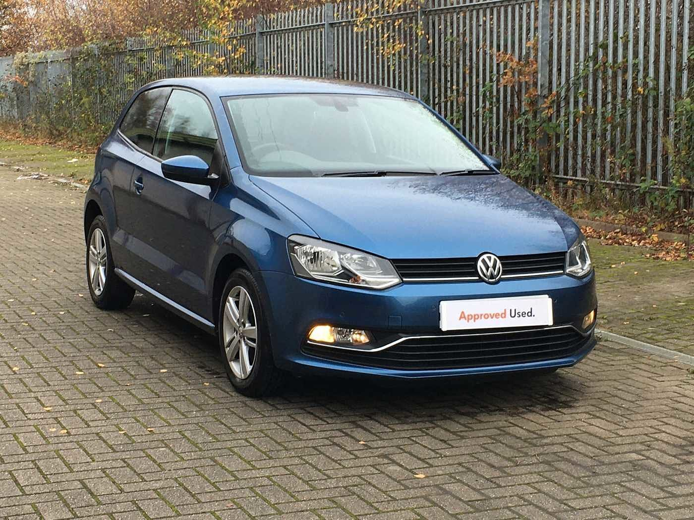Volkswagen Polo 1.2 TSI BlueMotion Tech Match Edition (s/s) 3dr