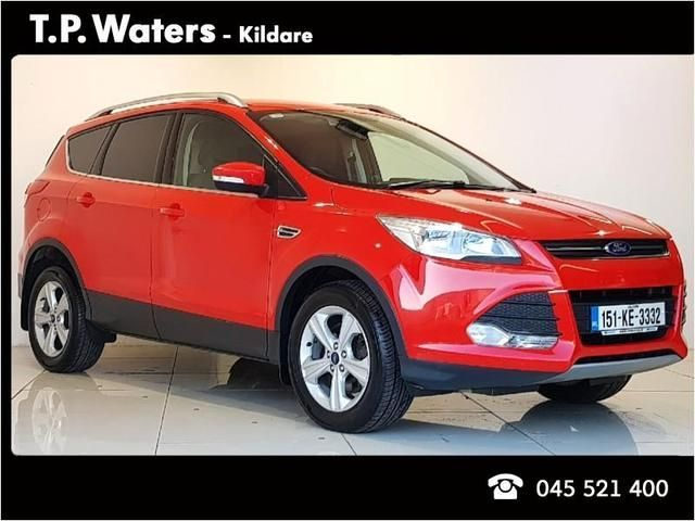 Ford Kuga 2.0 TDCI - Commercial - DOE Tested