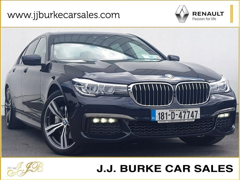 BMW 7 Series 740D M SPORT xDrive Auto G11 *Huge Spec*
