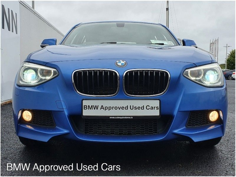 Used BMW 1 Series 118d M Sport (2013 (131))