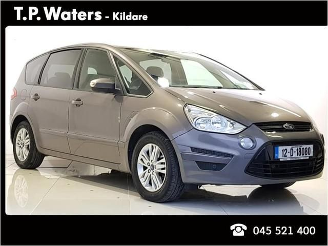 Ford S-Max 1.6 TDCI - ZETEC - Finance Available