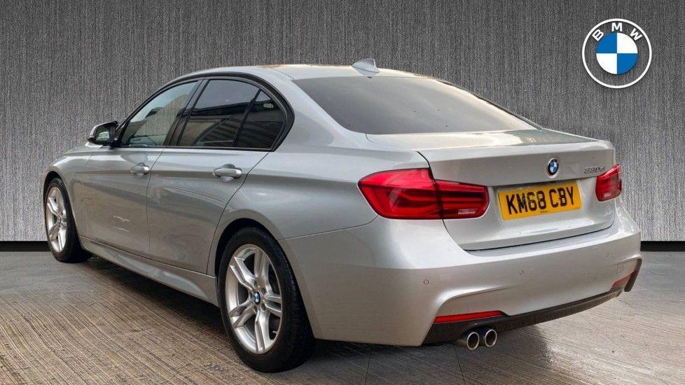 Image 2 - BMW 330d M Sport Saloon (KM68CBY)