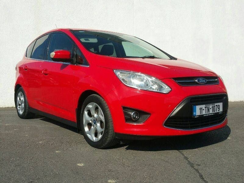 Ford C-Max C MAX ACTIV 1.6TDC 95PS MY11 4