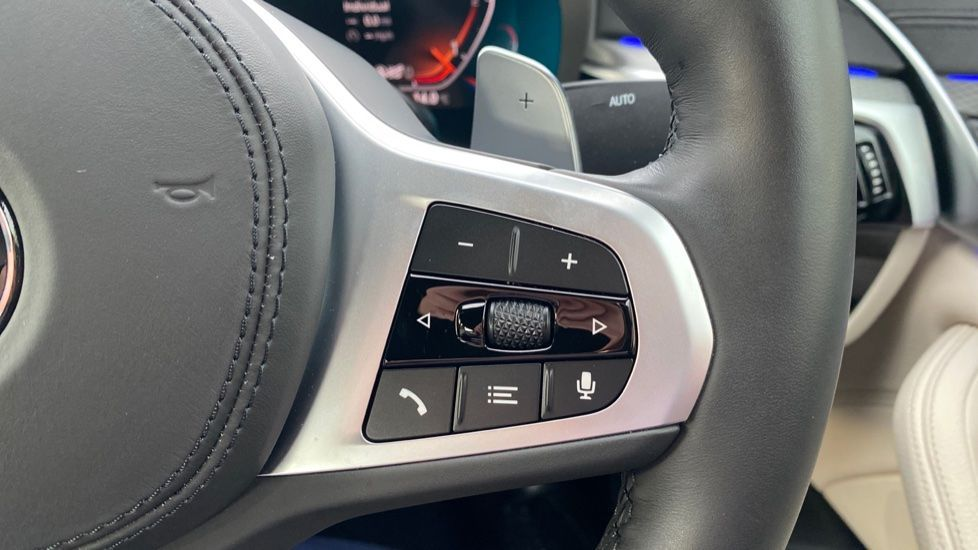 Image 4 - BMW 530d M Sport Saloon (CX20YMU)