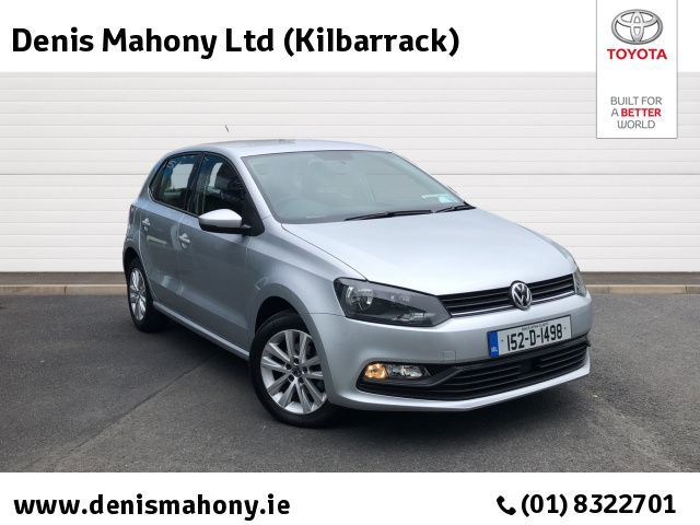 Volkswagen Polo TL 1.0 MANUAL 5DR @ DENIS MAHONY KILBARRACK
