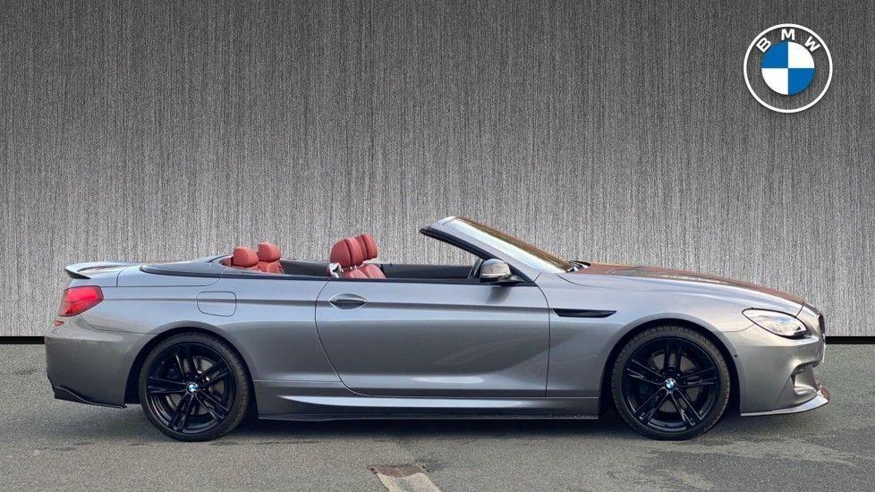Image 3 - BMW 640i M Sport Convertible (LP16YWJ)