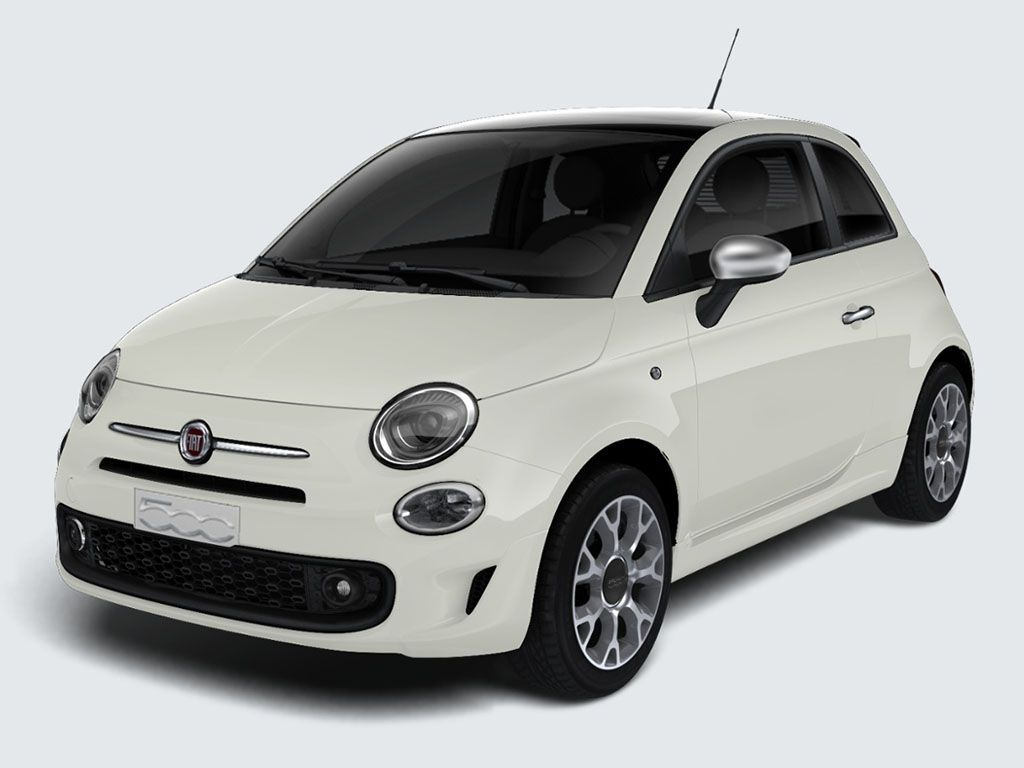 White Fiat 500 Used Cars For Sale Autotrader Uk