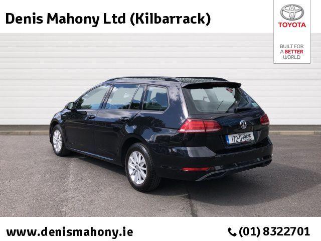 Used Volkswagen Golf TRENDLINE 1.6TDI DSG @ DENIS MAHONY KILBARRACK (2017 (172))