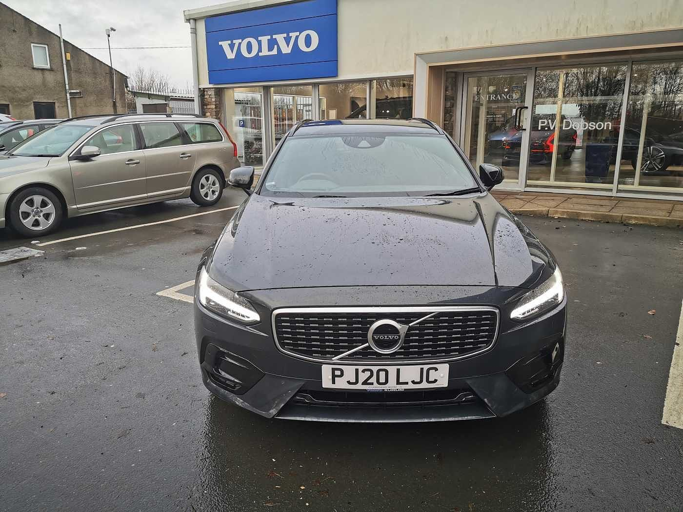 Volvo V90 2.0TD (190bhp) D4 R-Design Plus Estate