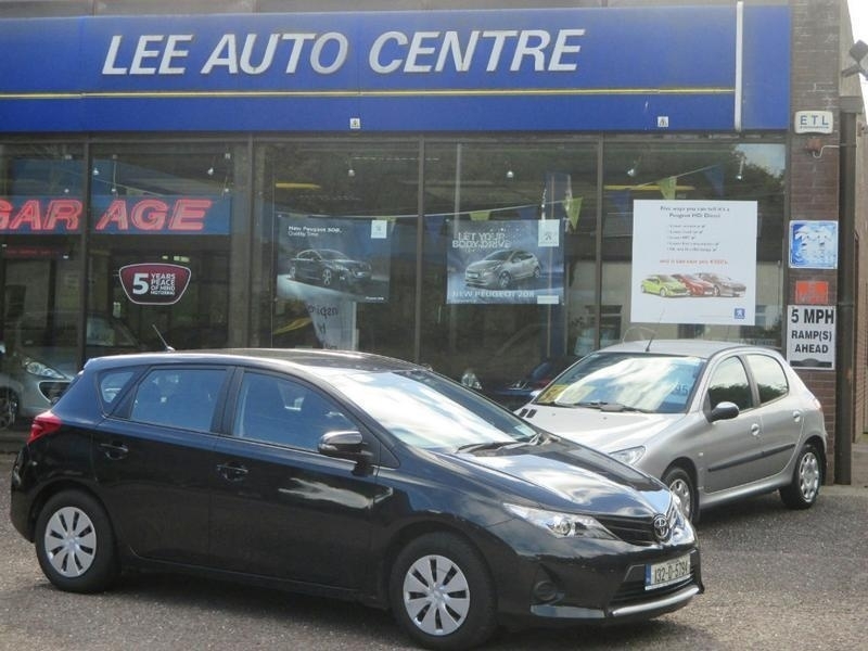 Toyota Auris 1.4 D-4D TERRA NG 4DR, Low R.tax, 6spd economical!