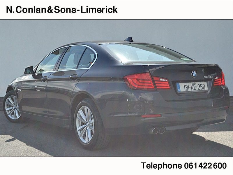 Used BMW 5 Series 520 ED FW92 4DR (2013 (131))