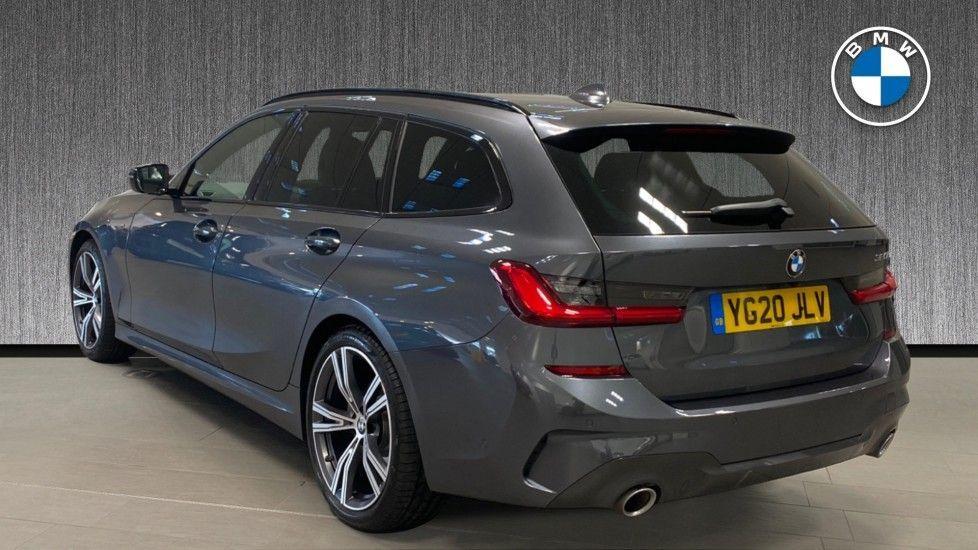 Image 2 - BMW 320i M Sport Touring (YG20JLV)