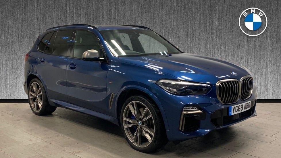 Image 1 - BMW M50d (YG69ABO)