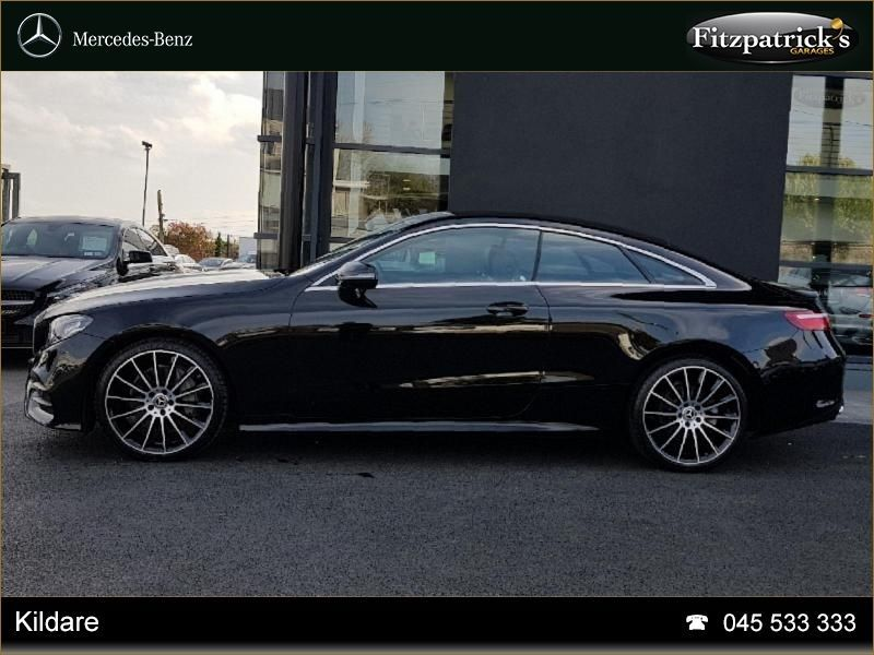 Used Mercedes-Benz E-Class E220d AMG SPORT COUPE (2020 (201))