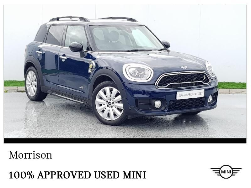 MINI Countryman F60 MINI Cooper S E ALL4 PHEV Countryman