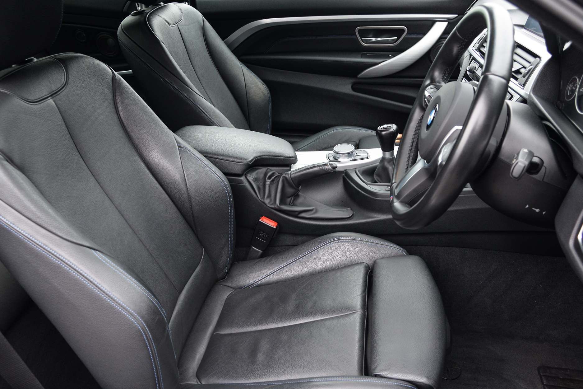 Image 8 - BMW 420d M Sport Coupe (NA66GHY)