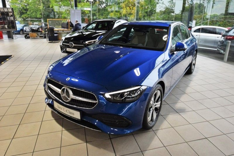 Mercedes-Benz C-Class THE ALL NEW C-CLASS AT GILMORES NOW!