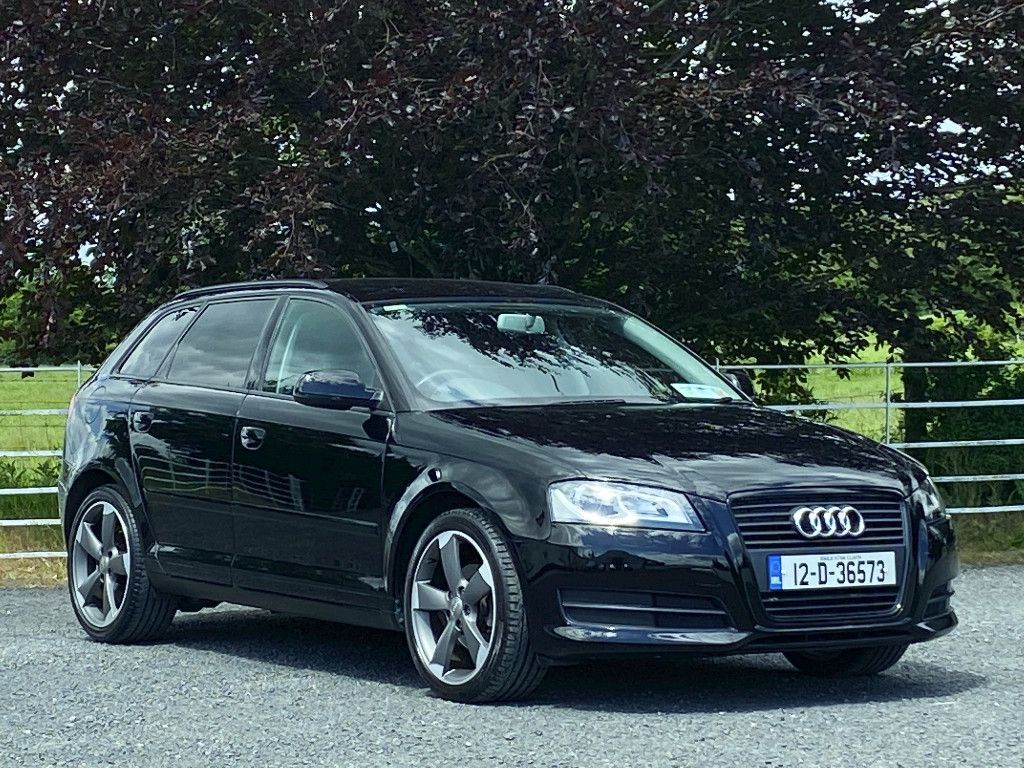 Audi A3 1.6 Black Edition Hatchback Diesel Automatic (105bhp)
