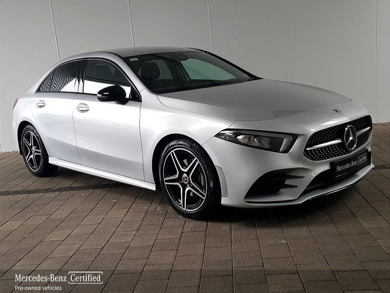 Mercedes-Benz A-Class A 180 D SALOON 4DR AUTO AMG **NIGHT PACK**