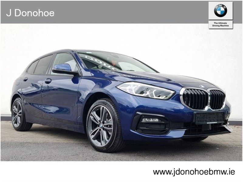 BMW 1 Series 118i Sport Automatic - FROM €82 PER WEEK